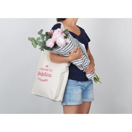 Tote Bag personnalisable Trendy Joséphine