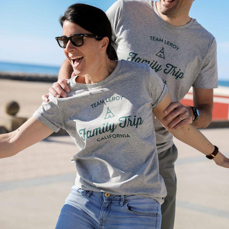 Tee-Shirt Femme Personnalisable