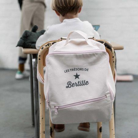 Sac-à-dos enfant personnalisable Trendy