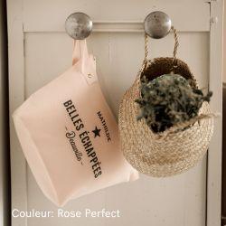 Trousse de toilette personnalisable Rose