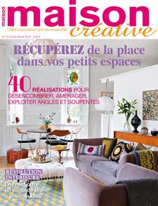 Couverture du Magazine Maison Créative